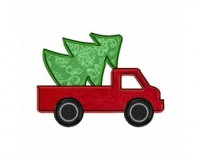 Christmas-Tree-Truck-Applique-6-Inch