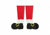 Santa-Feet-Applique-6-Inch