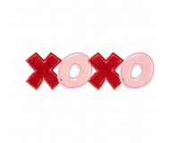 XOXO-Applique-5X7-Hoop