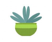 Cactus Bowl 5_5 Inch