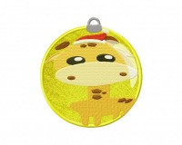 Giraffe-Ornament-Relection-Applique-5_5-Inch