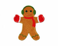 SnowmanGingerbreadApplique