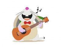 Bunny On Guitar 5_5