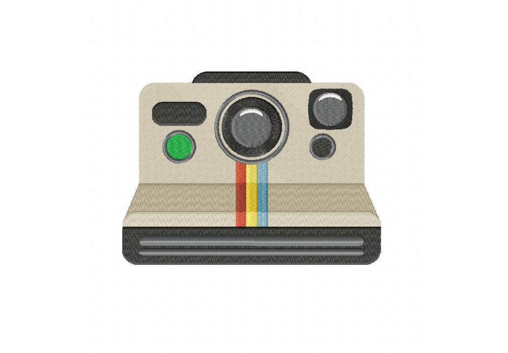 Polaroid Land Camera Machine