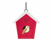 Red-Birdhouse-Applique-5x7-Inch