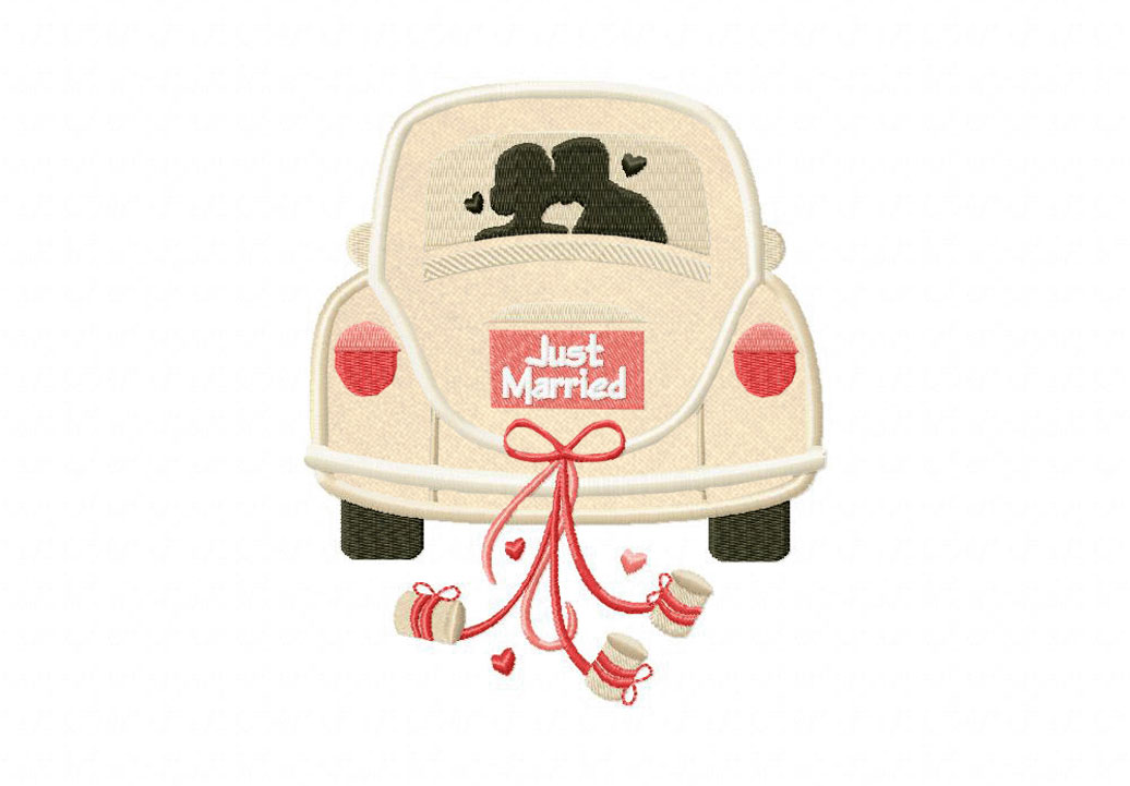 Just Married Decorations For Home