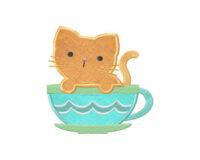 Teacup-Kitty-Applique-5x7-Inch