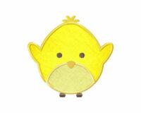 Round-Yellow-Bird-Applique-5_5-Inch