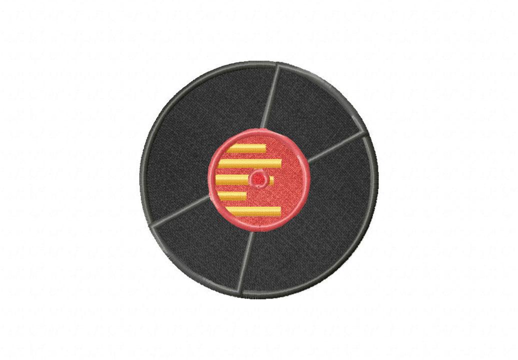 vinyl applique machine