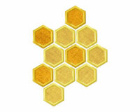Honeycomb-Applique-5x7-Inch