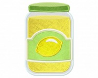 Lemon-Marmalade-Applique-5x7-Inch