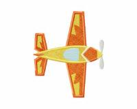 Flying-Condor-Plane-Applique-5x7