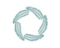 SimpleWreath 6 5_5 in