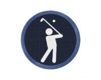 Golf Icon Stitched 5_5